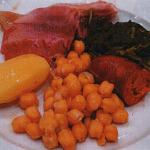 Laconada Gallega en el Restaurante de Estrella Galicia