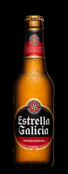 Estrella Galicia Especial botella 33cl