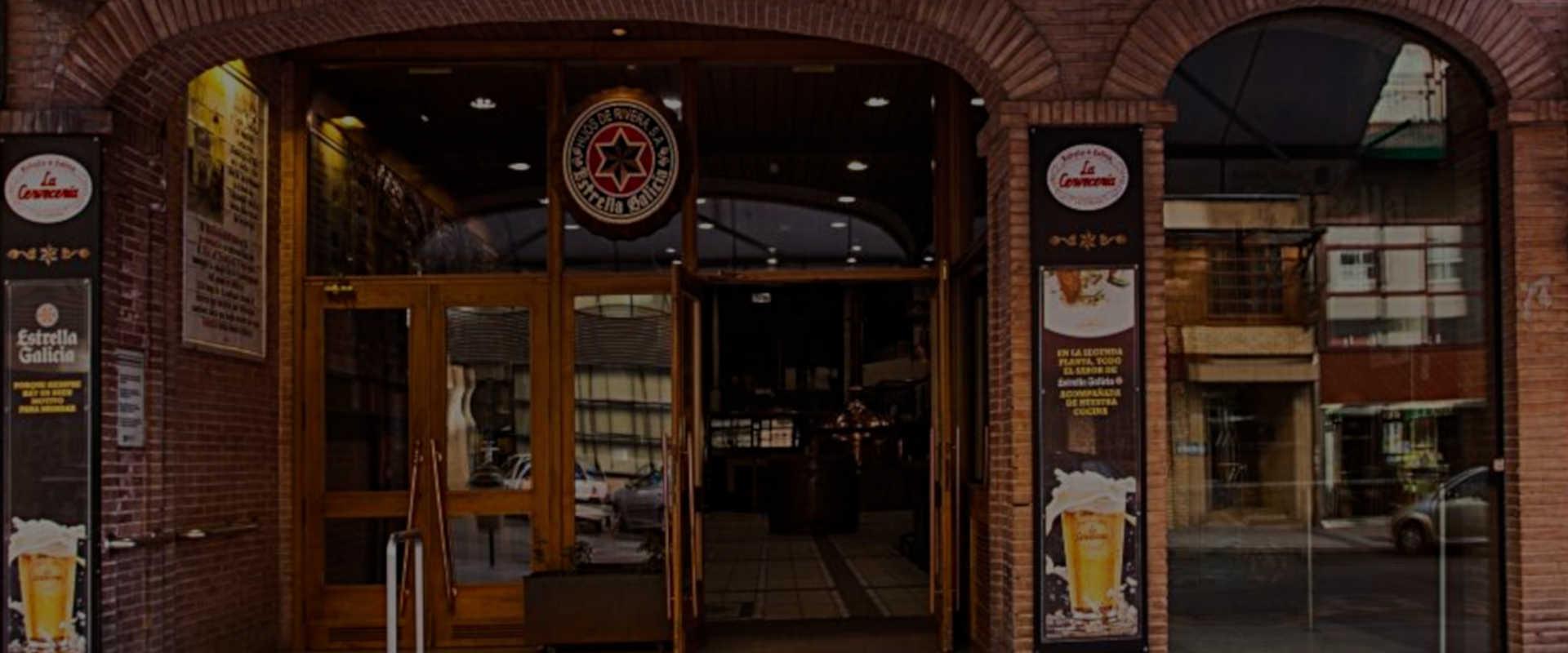 Contacta con La Cervecería de La Estrella de Galicia (Giste Cervecera SLU)