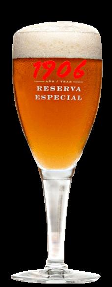 Caña de Cerveza 1906 de Bodega Estrella Galicia